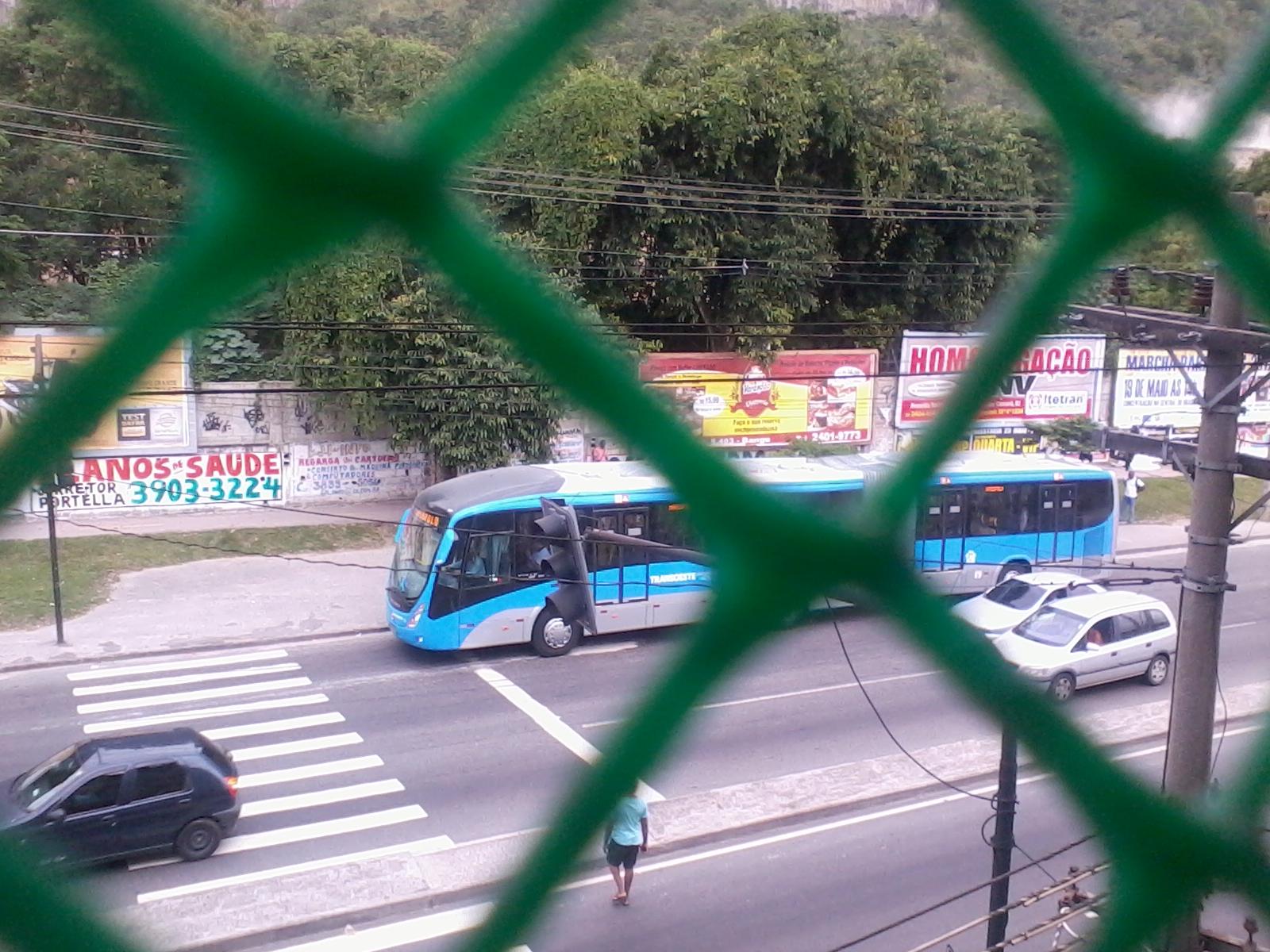 ônibus da Transoeste